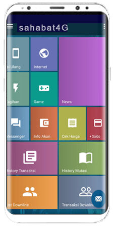 Aplikasi Isi Pulsa Online Terbaik Aplikasi Ini Dapat Kamu Download Di Www Sahabat4g Com Aplikasi Internet