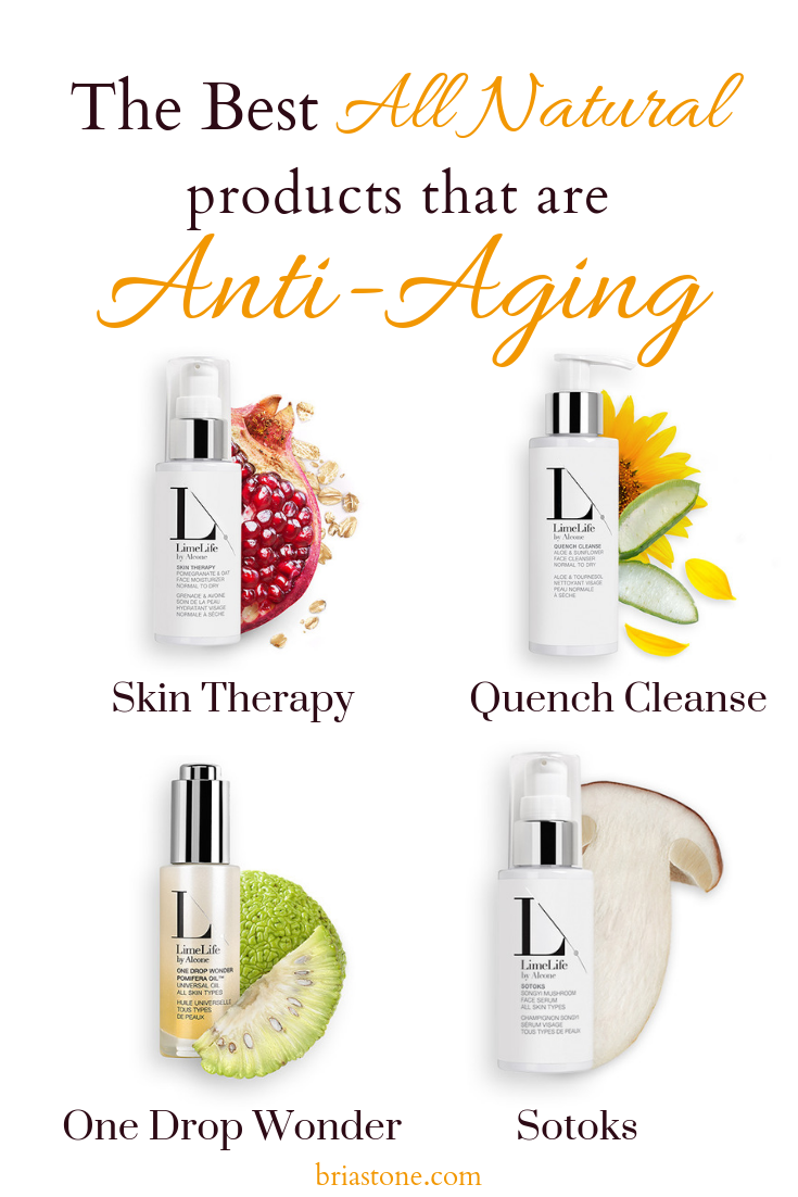 The Best All Natural Products That Are Anti Aging Limelife By Alcone Anti Again Skin Care Repair Sk Skin Therapy Anti Aging Skin Products Reverse Aging Skin