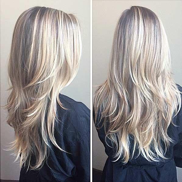 Cortes de cabello a la espalda