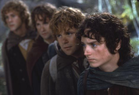 Poor Richard's News - the hobbits win in the end. Count me in #teamhobbit