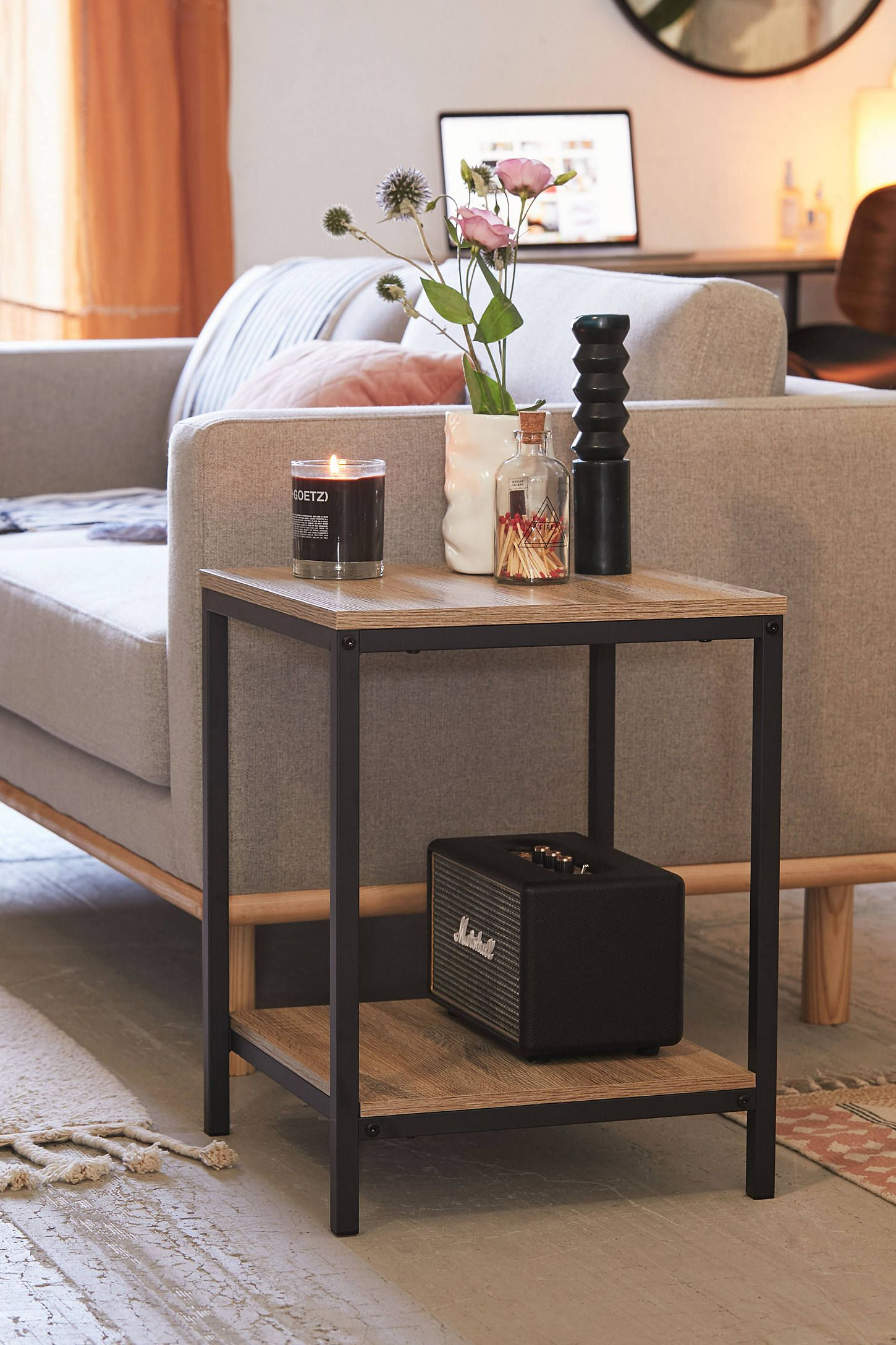 Kirby Side Table With Images Living Room Side Table Table Decor Living Room Side Table Decor
