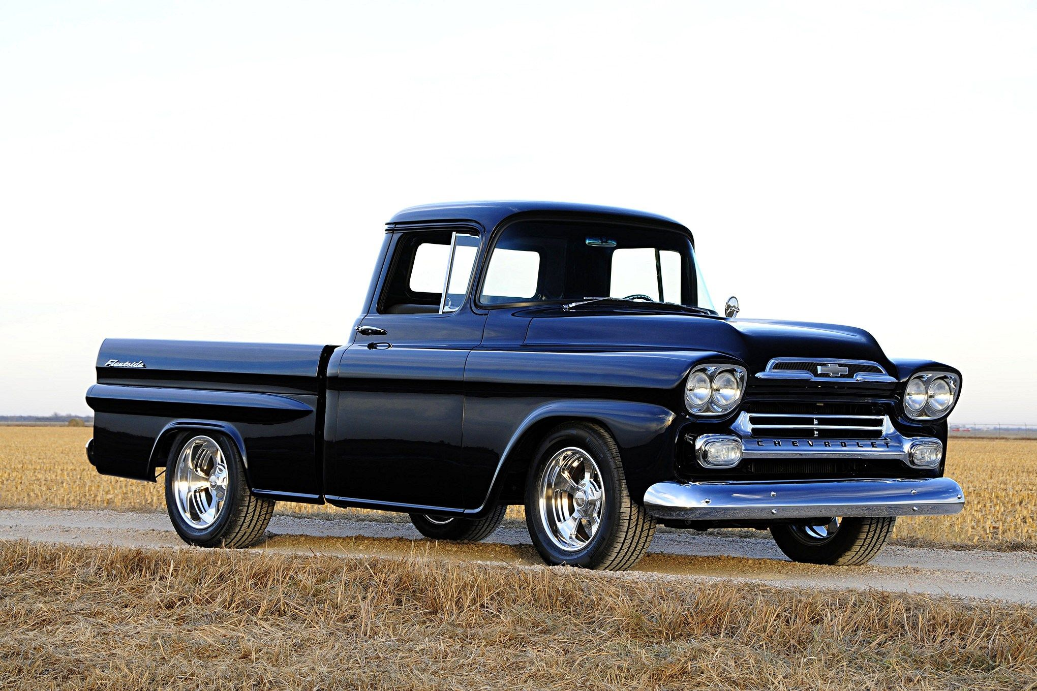 High Resolution Wallpapers = 1959 chevrolet apache picture by Taft