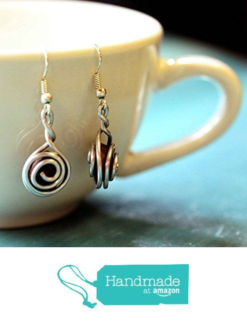 Coffee Bean Earrings: ethical jewelry that empowers women to rise ...