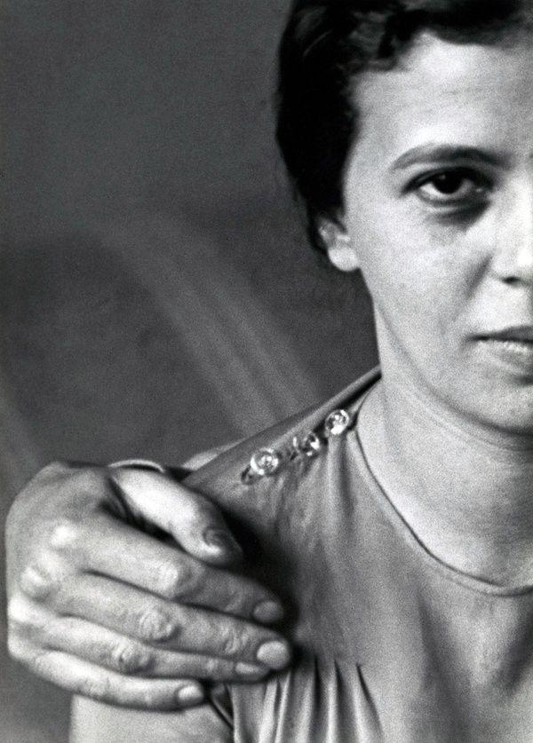 """""""Elisabeth et moi"""" (c) André Kertész"""