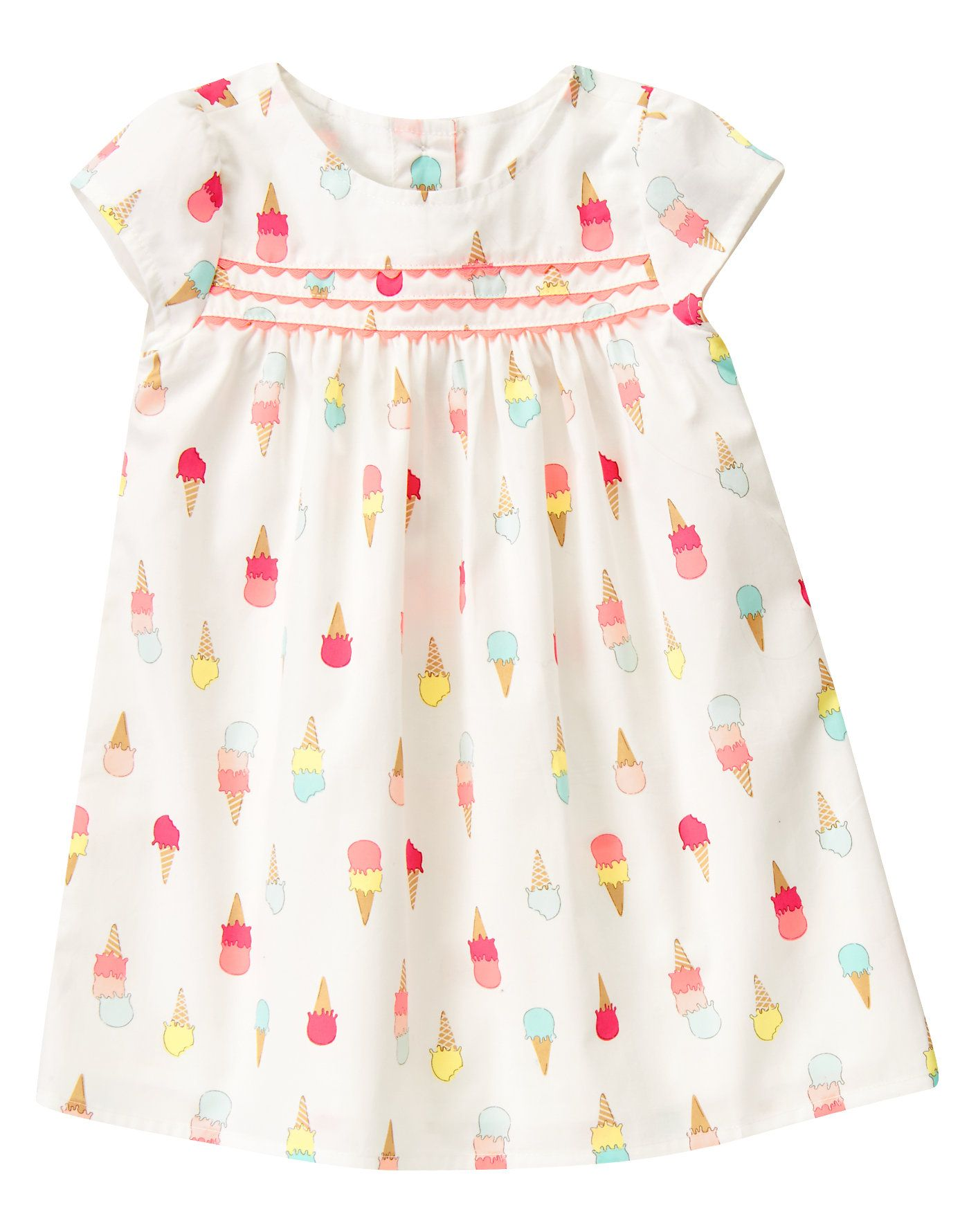 Ice Cream Dress at Gymboree  Collection Name: Ice Cream Parlor (2015)