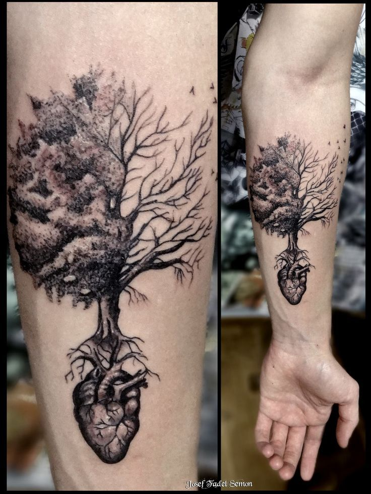 Tree Of Life Tattoo Actualtattoos Tree Roots Tattoo Tree Of Life Tattoo Roots Tattoo