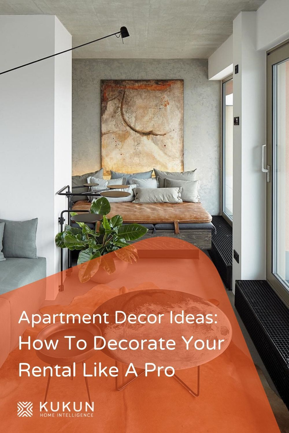 Decorating an apartment can be quite the design challenge. The good news is that we're here to offer you some affordable apartment decor ideas to give your rental a fresh new look that fits your tastes without much effort. #RentalDecor #ApartmentDecor #DecorIdeas