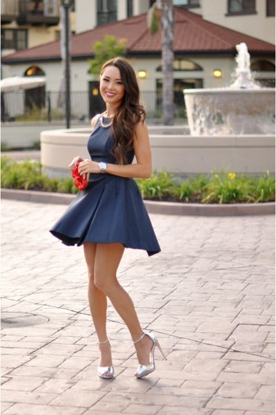 Dresses with Heels
