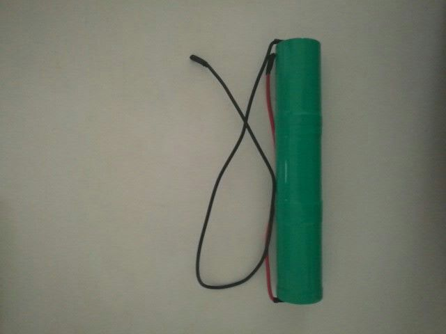 3 6v Nimh D9000mah Battery Pack With Wire Battery Pack Nimh Battery