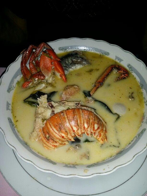 Sopa De Mariscos Del Restaurante El Chalecito Viva Nicaragua