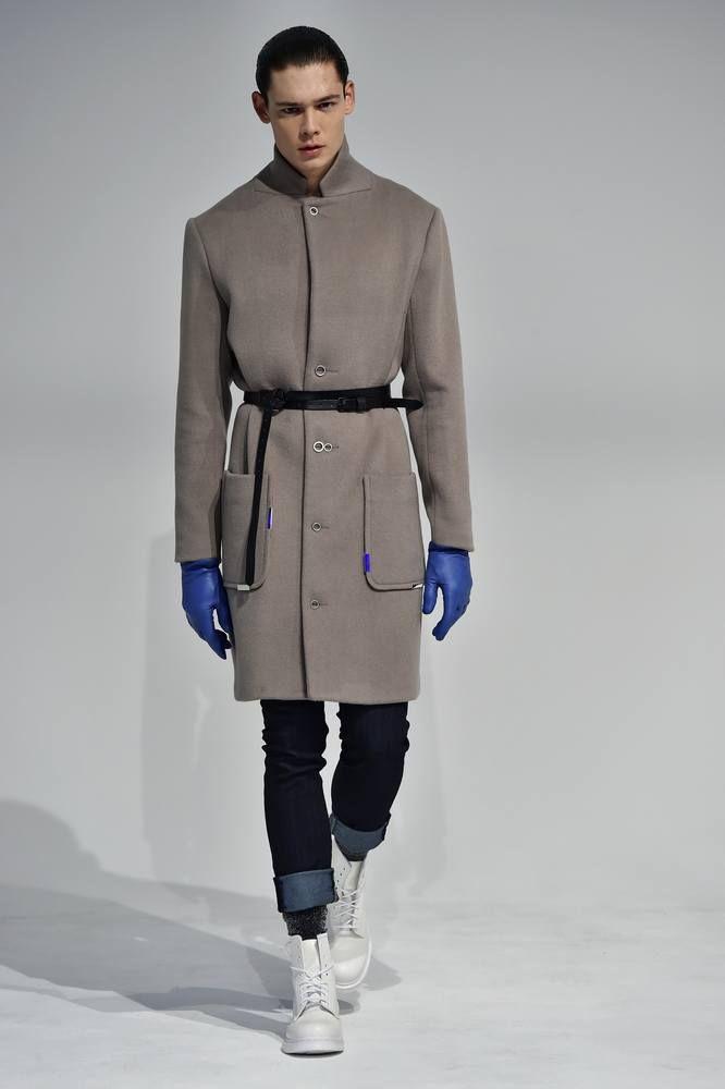 Edmund Ooi Fall/winter 2016-17 - New York Fashion Week Men's