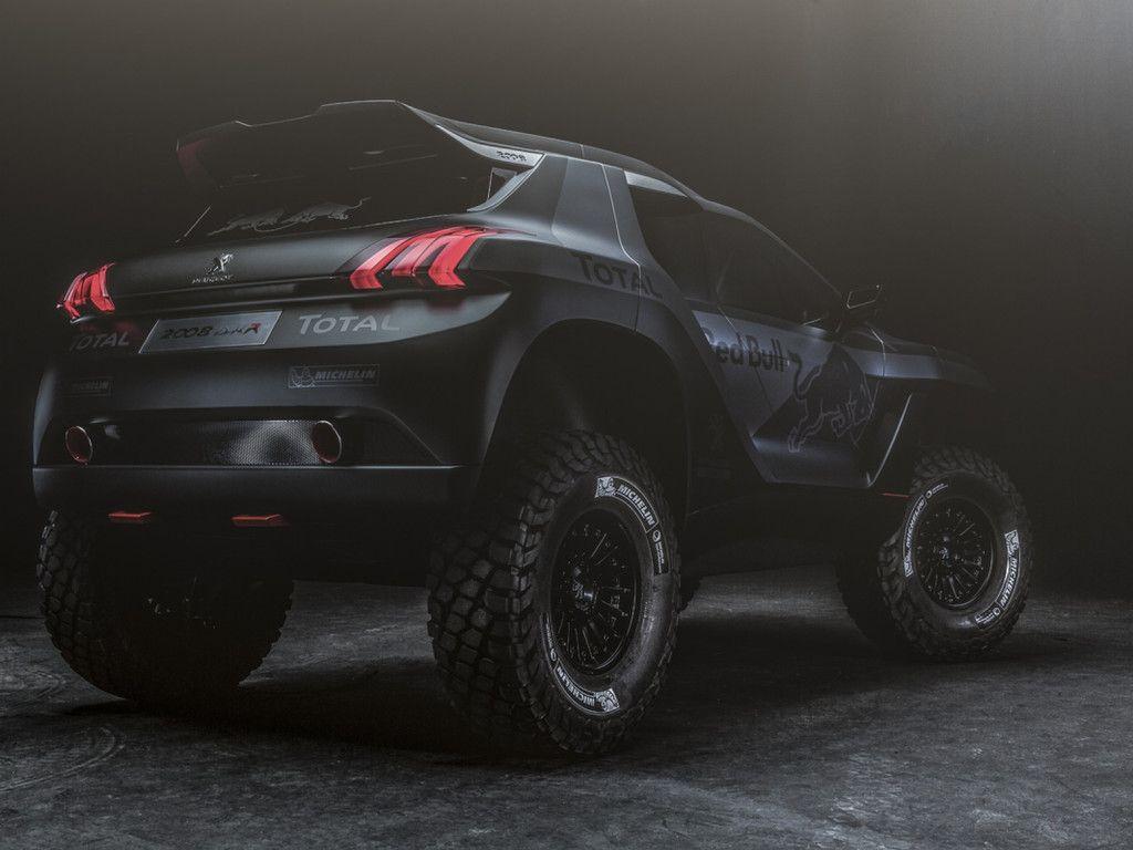 Peugeot returns to the 2015 Dakar Rally with 2008 Peugeot DKR ...