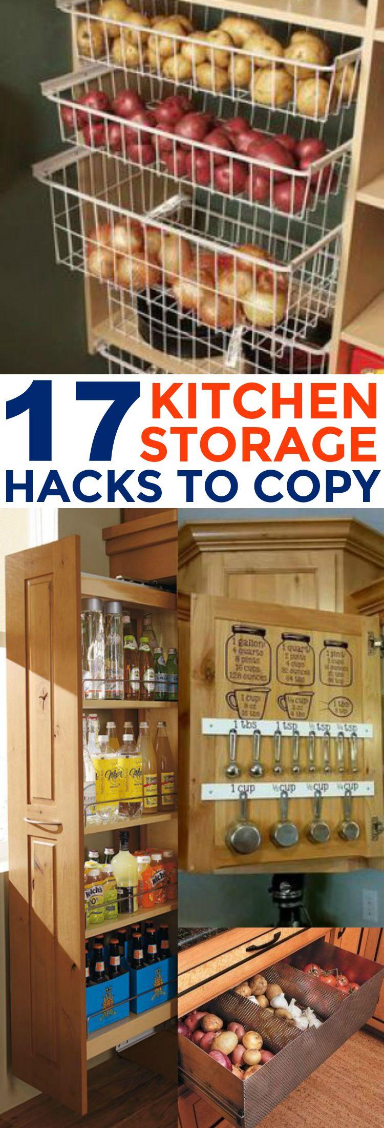 Kitchen Cabinet Organization: 17 Hacks to Start Organizing ...
