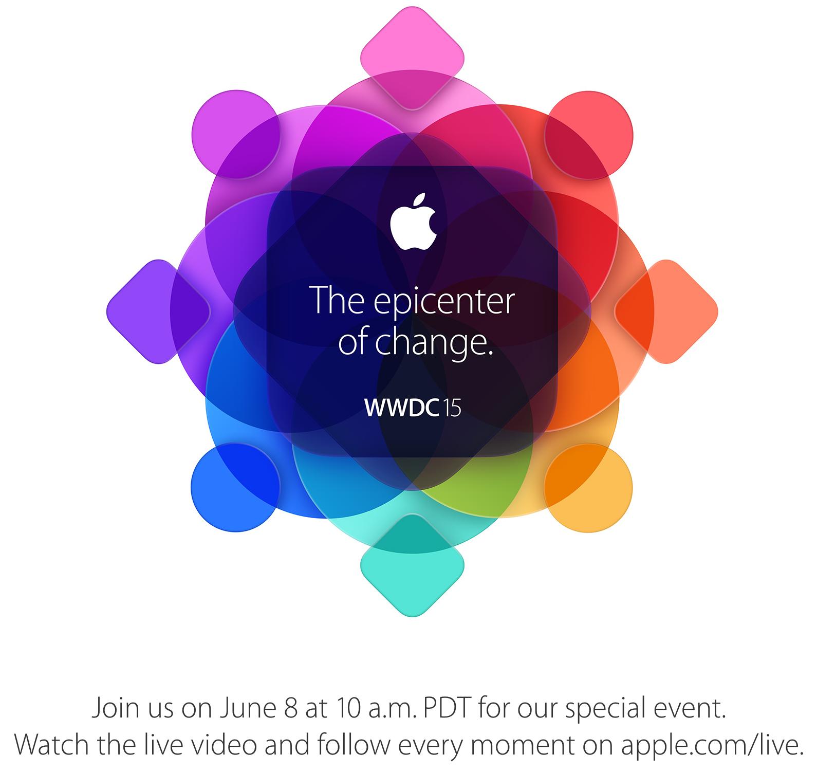 WWDC JUNE 2015