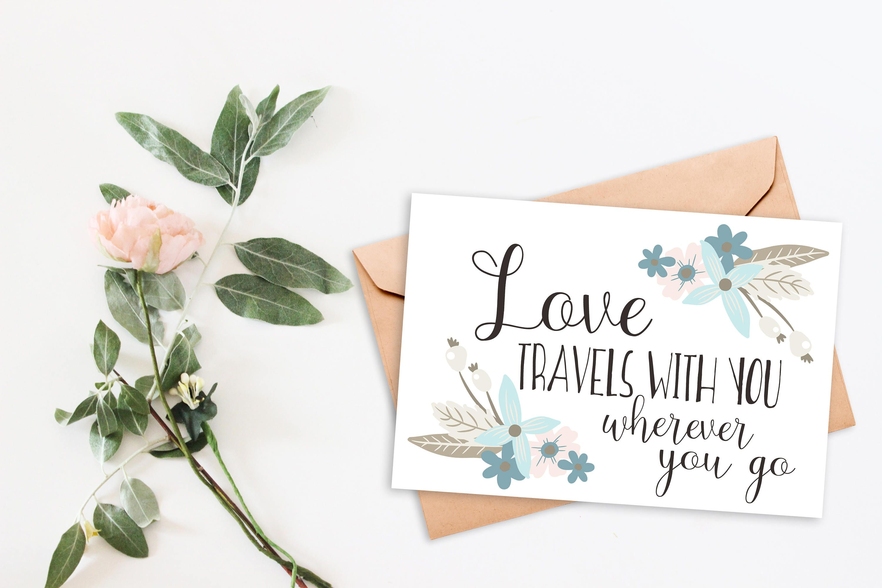 Printable Going Away Card Zrom