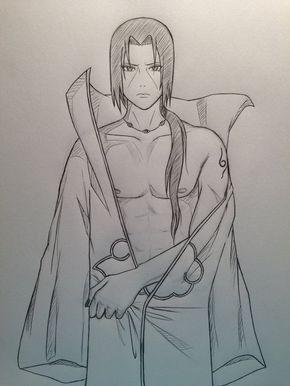 Naruto With Images Naruto Sketch Itachi Uchiha Art Itachi Uchiha
