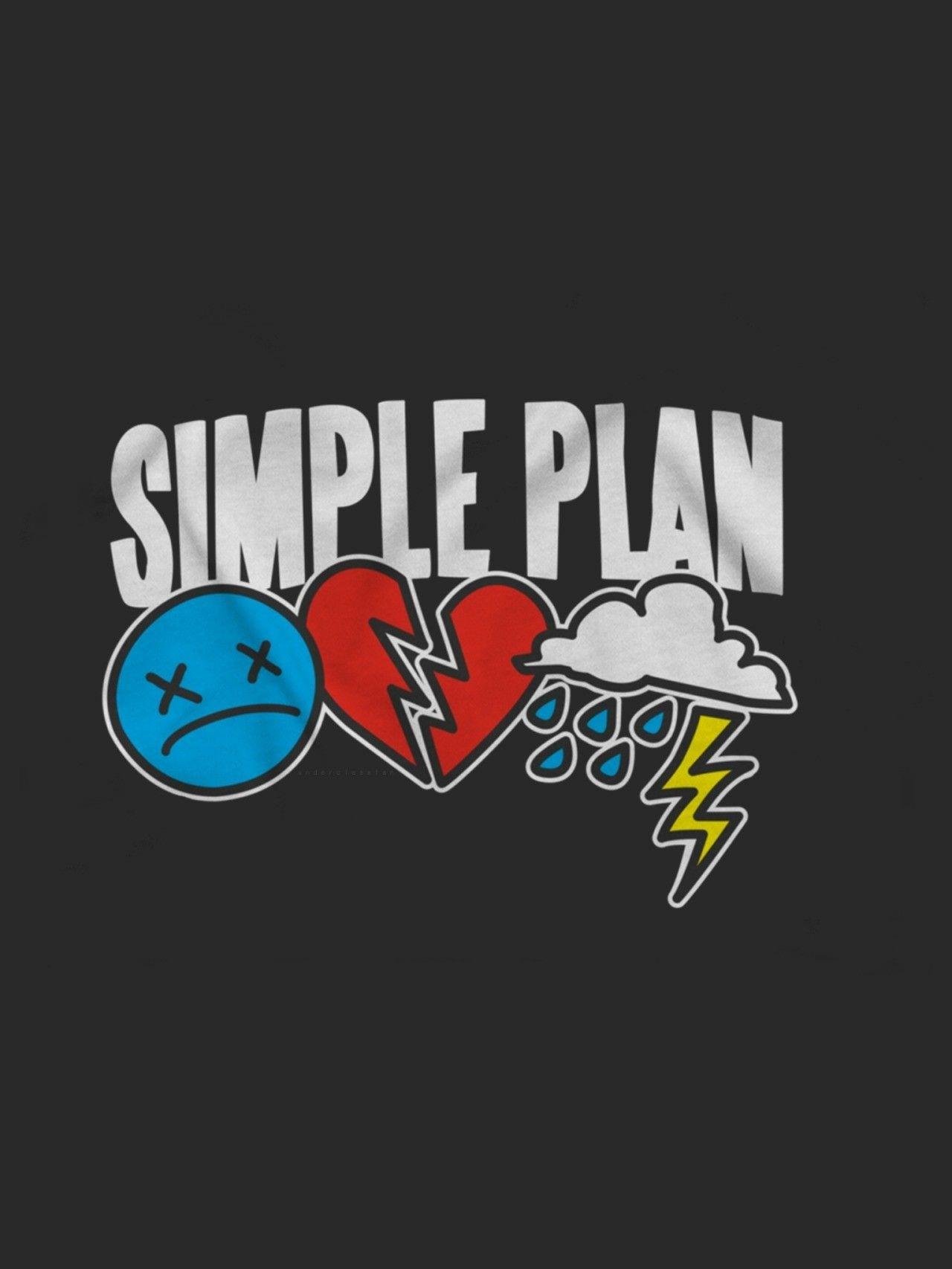 Pin By Alex Marie On Simple Plan Band Wallpapers Simple Plan Lyrics Band Logos