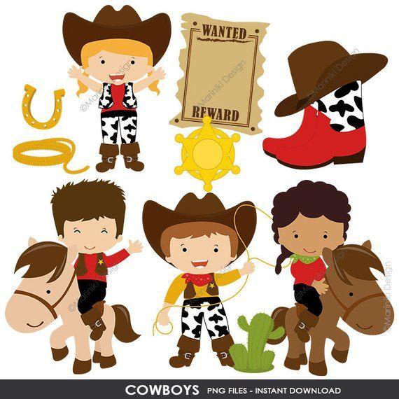 d71b24f66c746 Cowboy Clipart