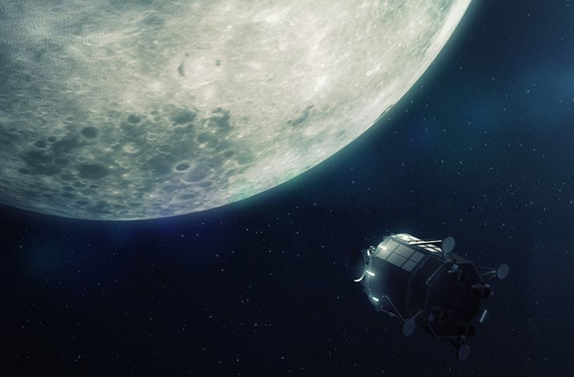 crowd-funded lunar mission one aims to analyze origins of the moon