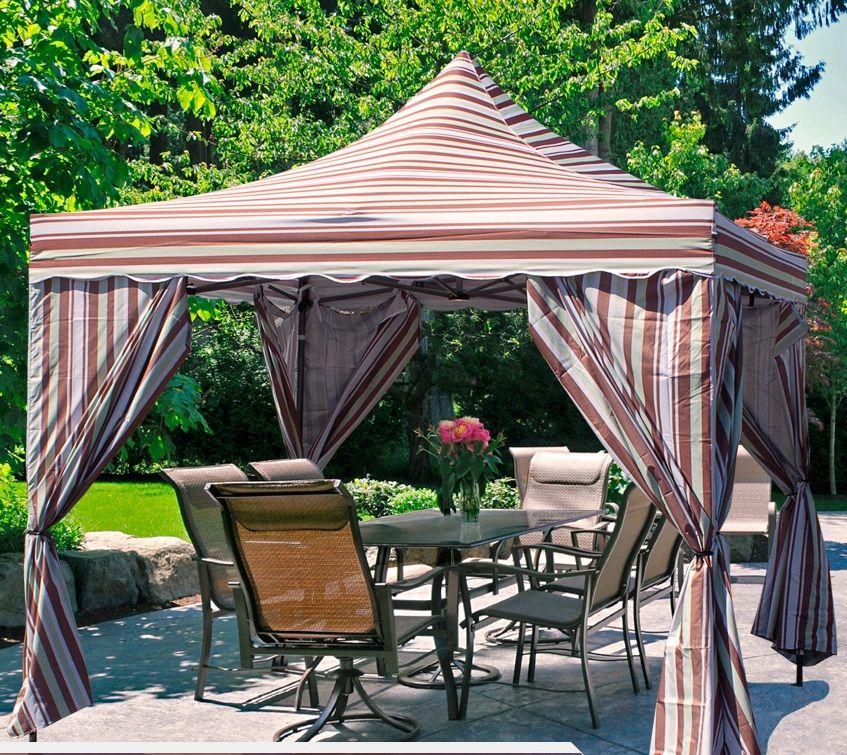 Canopy & Garden Canopy 10X10 | Ace Canopy Instant Garden Canopy 10 x 10 ...