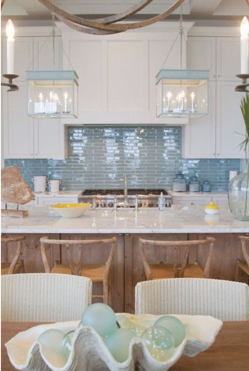 beach house kitchen backsplash ideas
