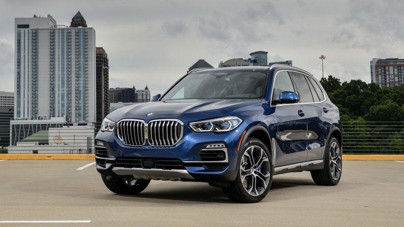 2019 Bmw X5 Reviews Bmw Fuel Economy Bmw X5