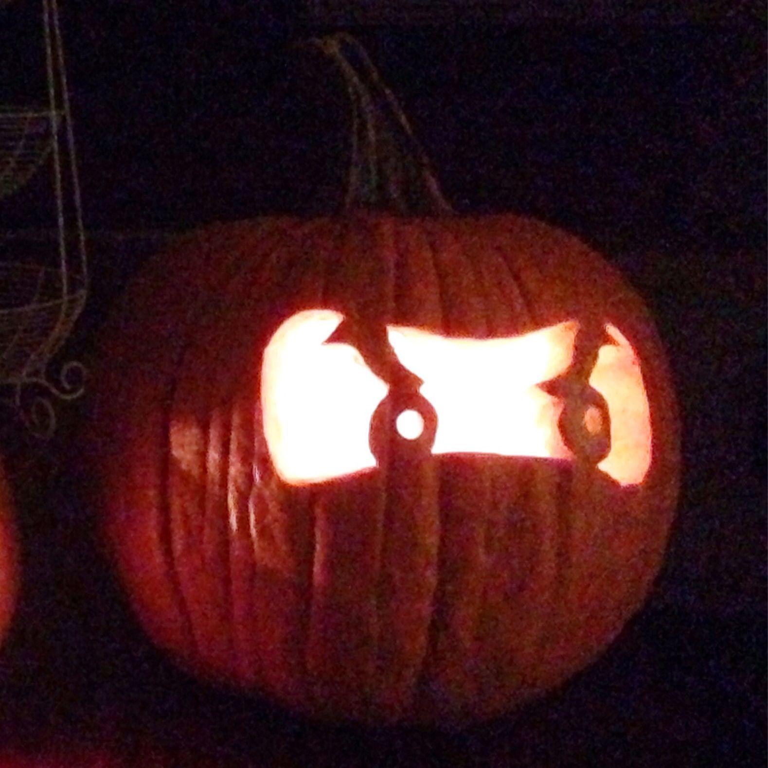 ninjago pumpkin template  Ninjago pumpkin for Halloween | Pumpkin carving, Halloween ...