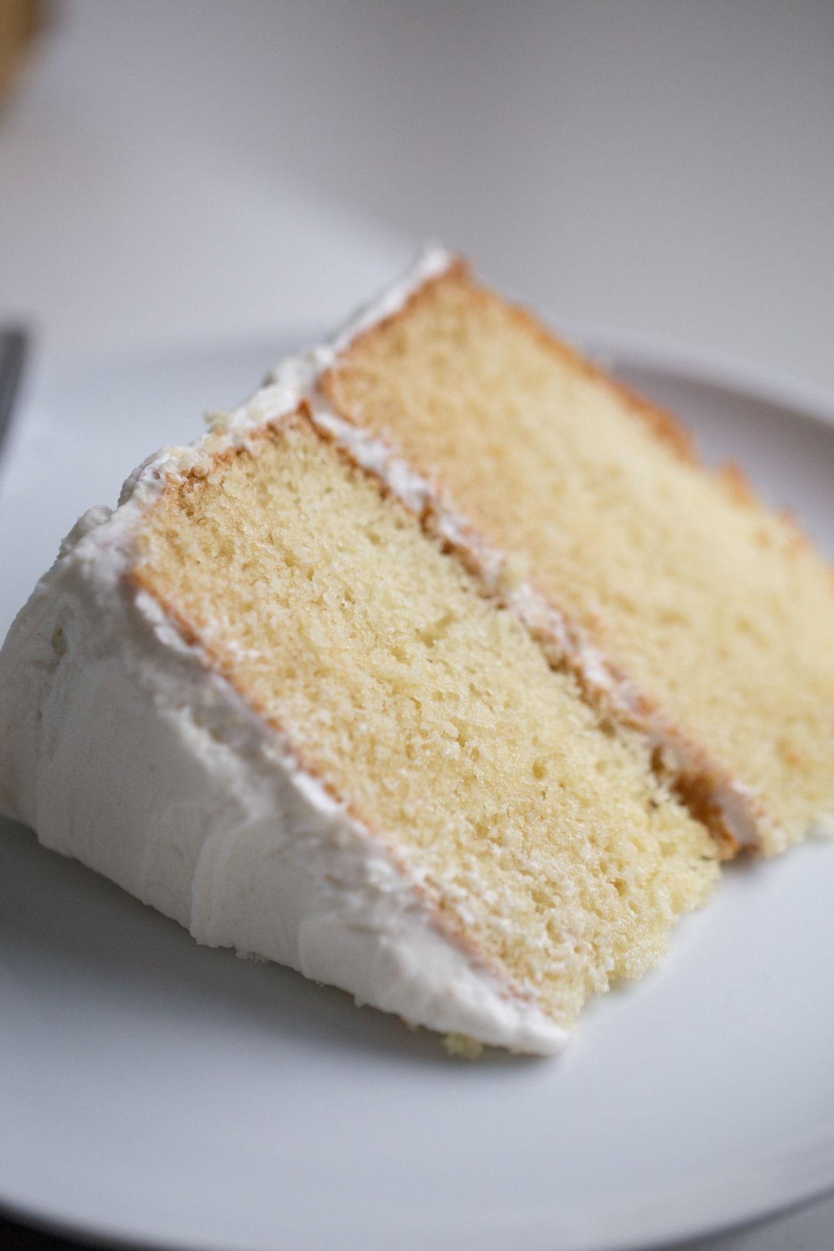 Vanilla Cake Recipe Best Vanilla Cake Recipe Easy Vanilla
