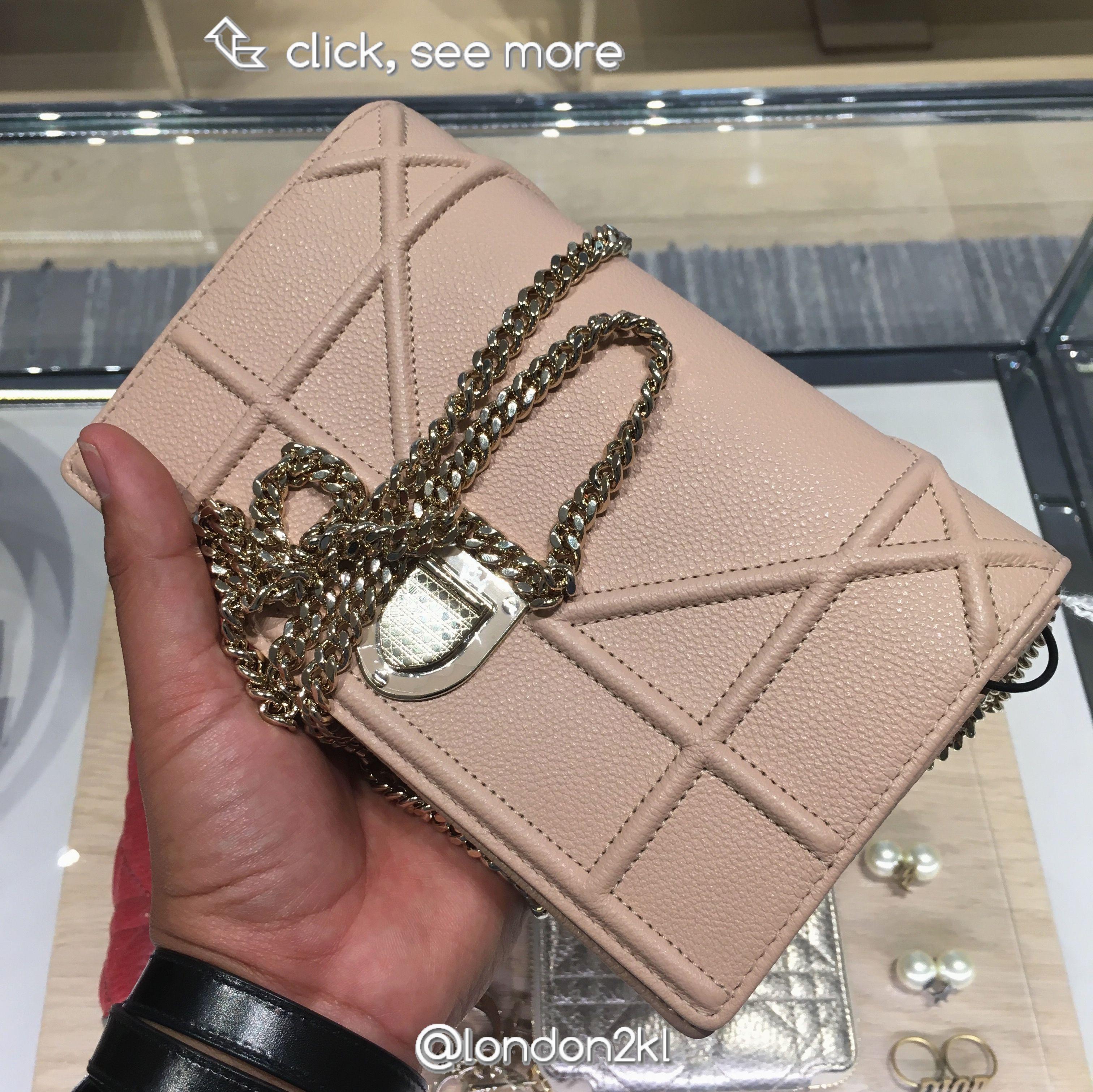 c20c4a4eb04 Dior WOC Diorama RM5,775 | Bags & shoes | Dior diorama bag, Diorama ...