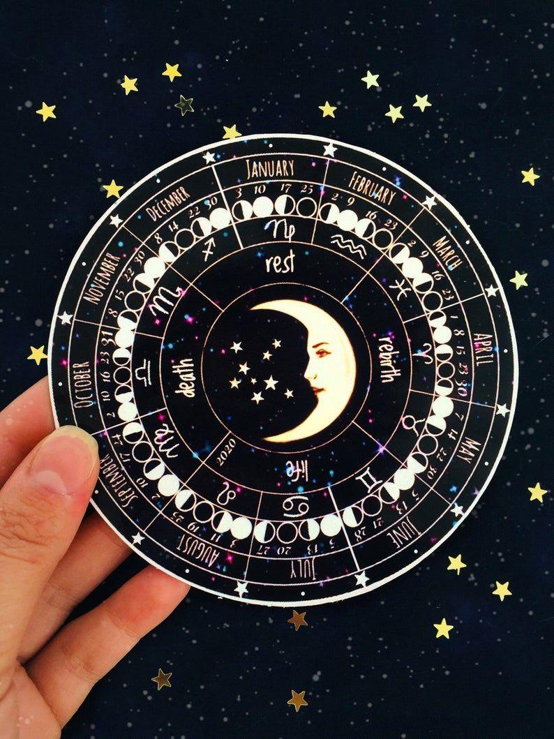 Calendrier lunaire 2020 Calendrier lunaire calendrier