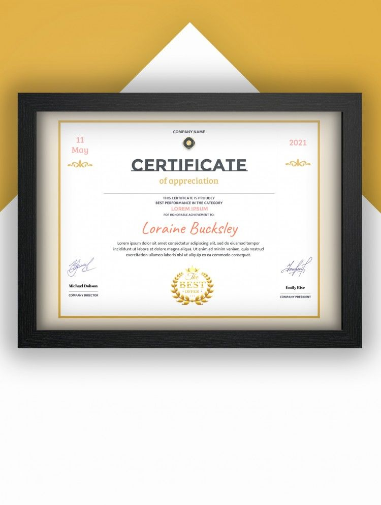 Free Certificate Of Appreciation Template In Google Docs Thegoo Free Certificate Templates Certificate Of Appreciation Certificate Of Appreciation Template