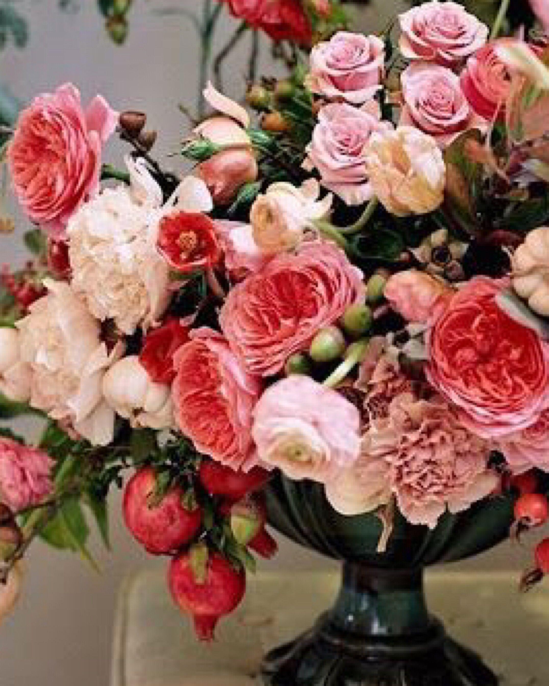 Flower Shops Decorations Floral Arrangements Cut Flowers Greenery Gift Boxes Beautiful Power Peach