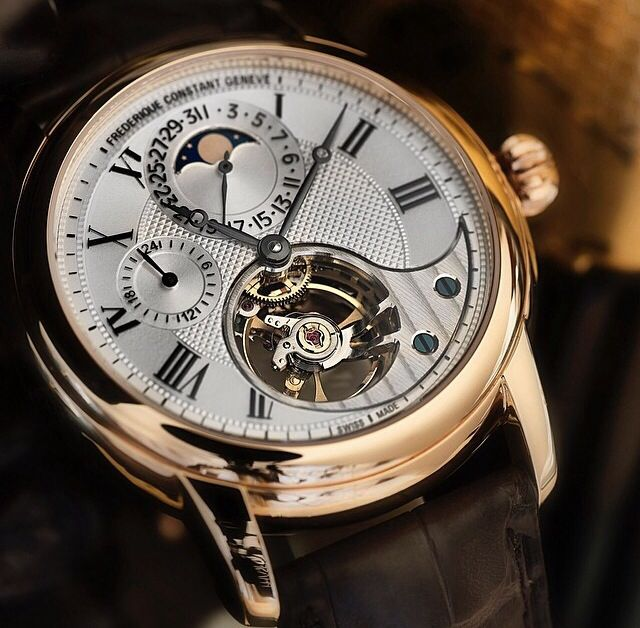 New Frederique Constant