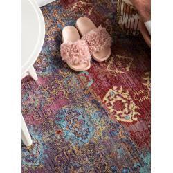 Photo of Benuta trends carpet visconti multicolor 80×150 cm – vintage carpet in used look