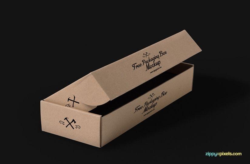Download 3 Free Packaging Mockups Zippypixels Free Packaging Mockup Box Mockup Packaging Mockup