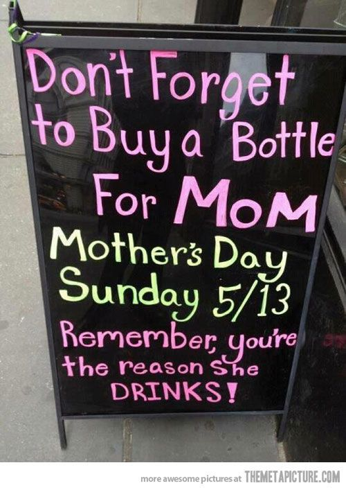 funny mothers day quote http://foreverblackfriday.link/