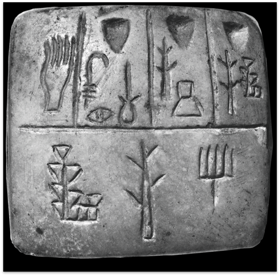 the sumerian clay tablets in ancient egyptian anthropology Oldest evidence of beer was found on a sumerian tablet in mesopotamia  in ancient mesopotamia, clay tablets  beer was part of the daily diet of egyptian.