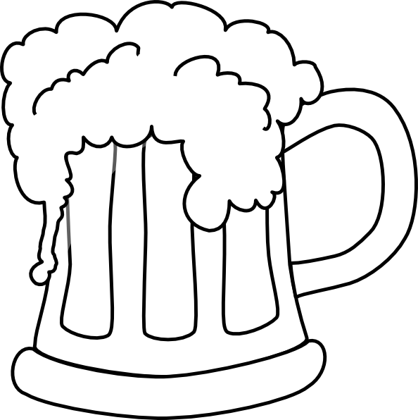 use the form below to delete this beer mug clip art black and white rh pinterest co uk