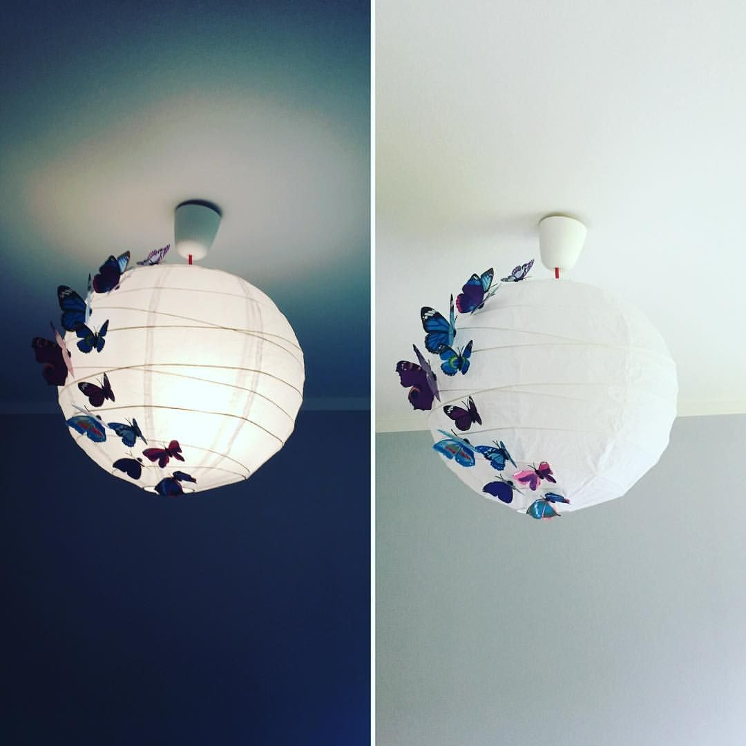 Ikea Hack Lampe Kinderzimmer Girls Bedroom Lighting Ikea Regolit Kids Design In 2019
