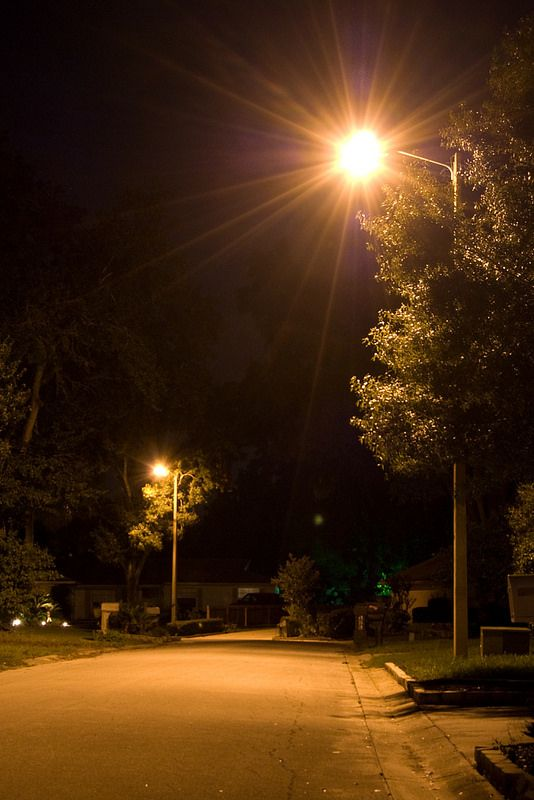 Street Lights At Night 2 Night Landscape Night Photography Night Pictures