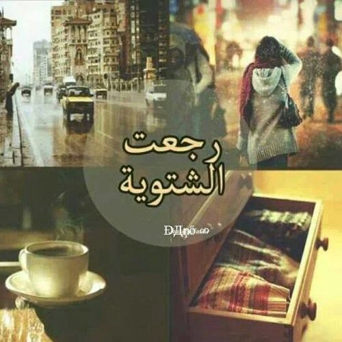 رجعت الشتوية Recherche Google Arabic Love Quotes Good Morning Images Morning Images