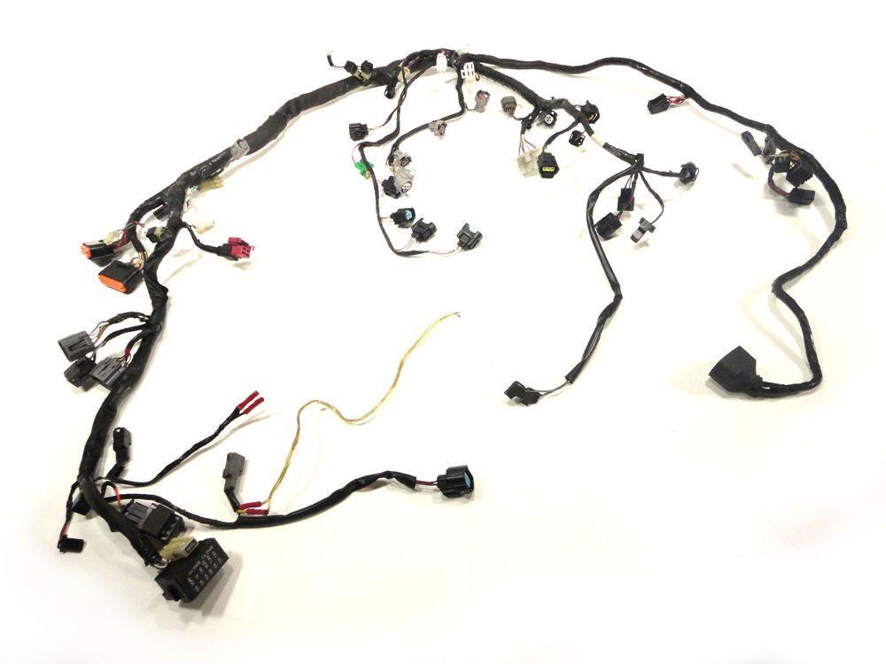05 Zx6r Wiring Harness - Wiring Diagram Database Kawasaki Wiring Harness on