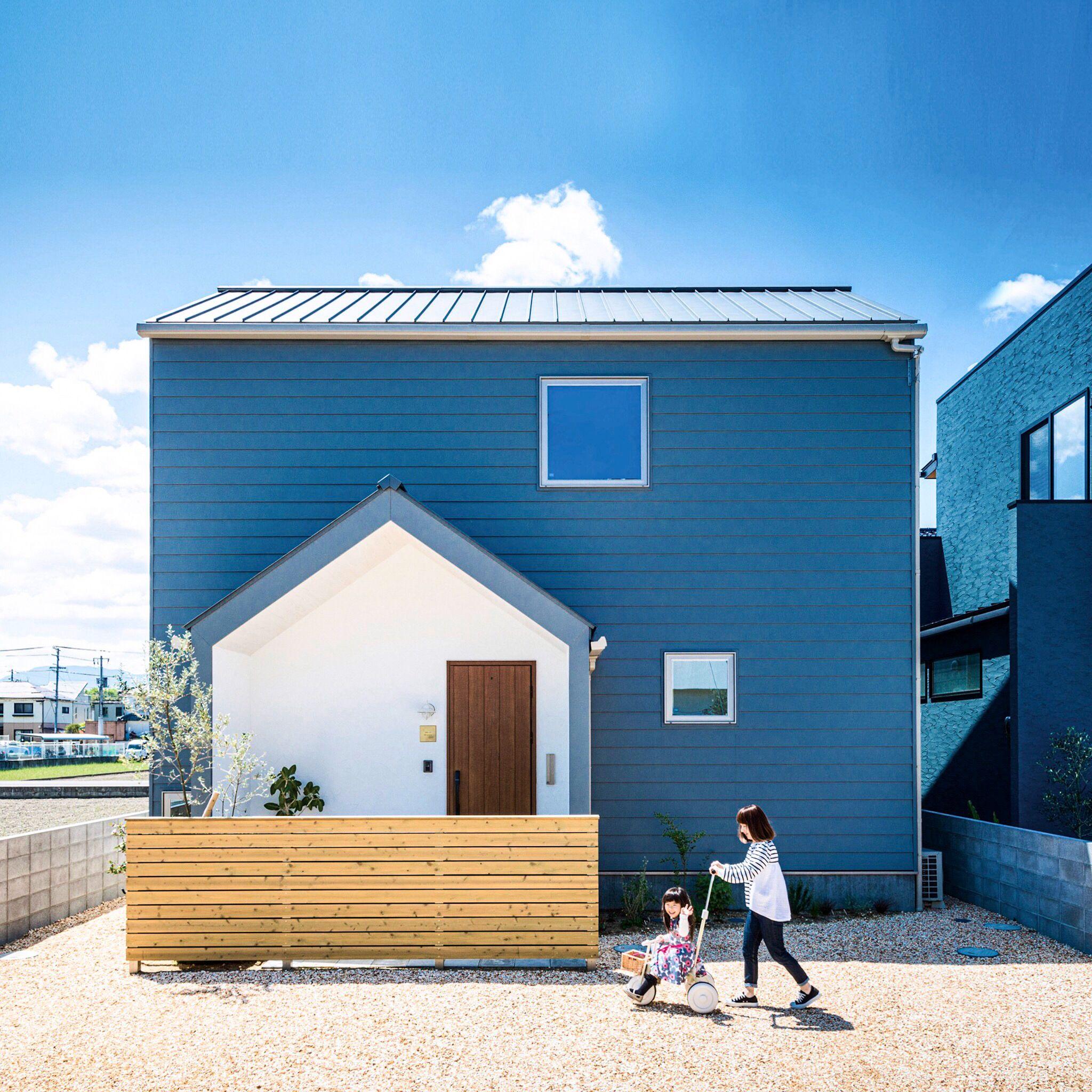 ソライロのお家 毎日の暮らしにデザインと遊びゴコロをプラス