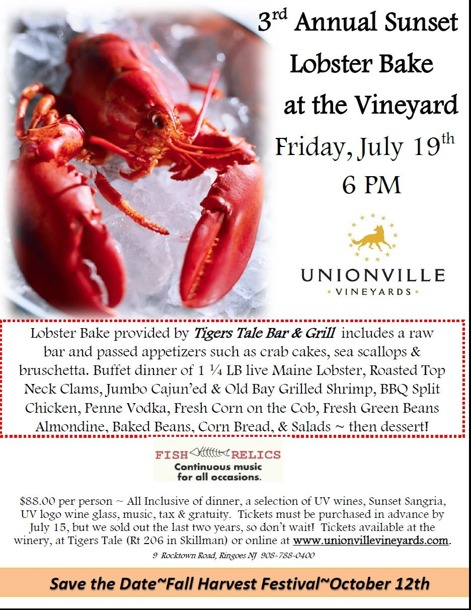 Pin On Winery Events