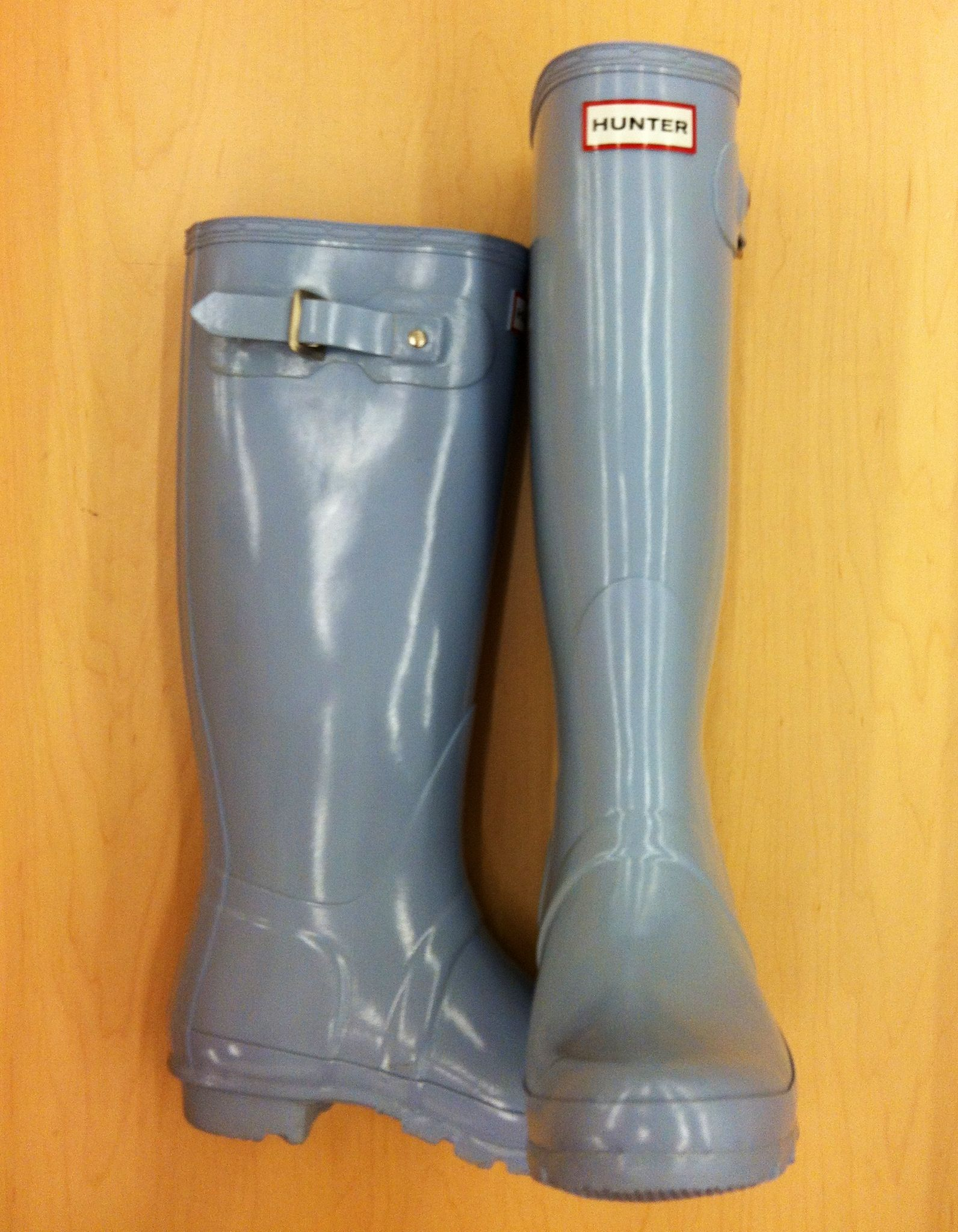 I just really really want these...Hunter Boots