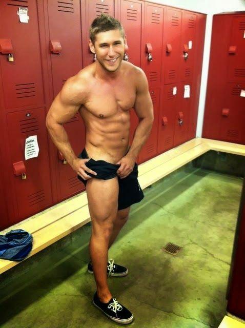 Muskulöse Schwule Männer
