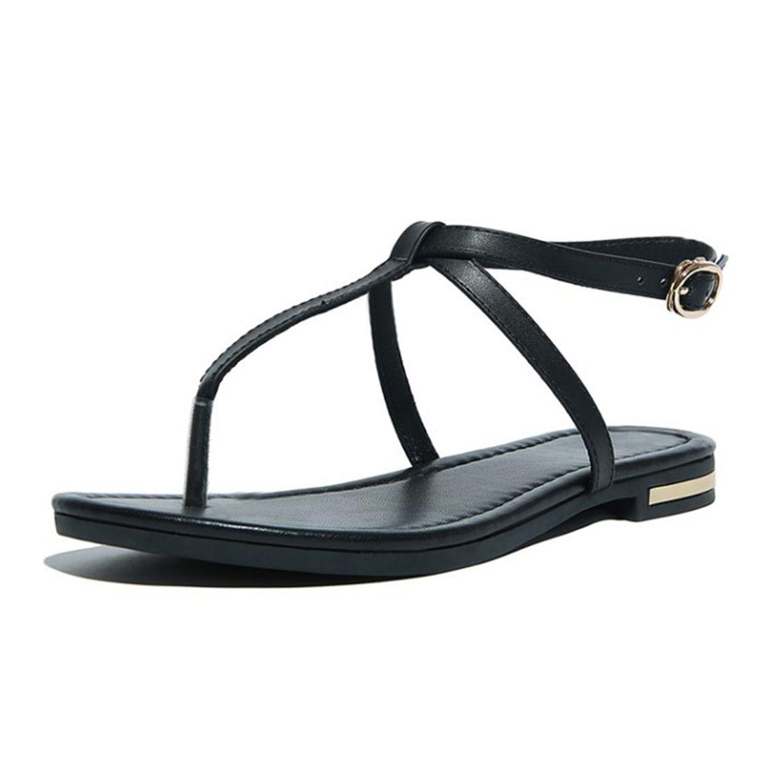 Shoes sandals flip flops - Women S Flip Flop Shoes Chaussure Femme Simple Flat Shoes Sandals Women Female Flat Beach Shoes