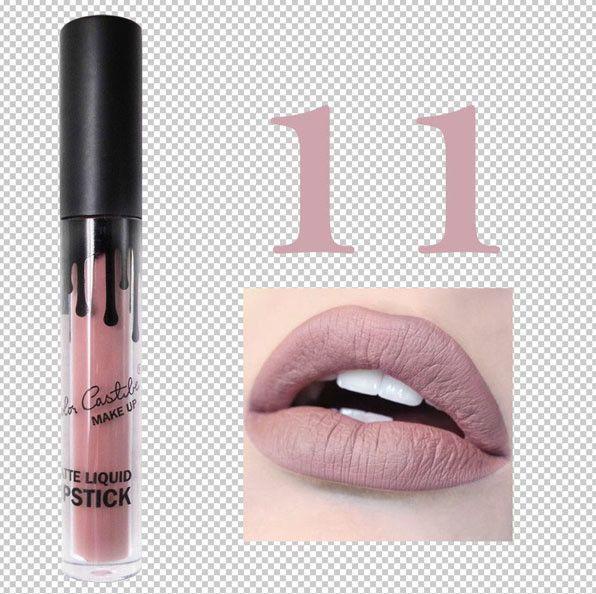 Focallure New Lips Matte Color Cosmetics 12 Colors