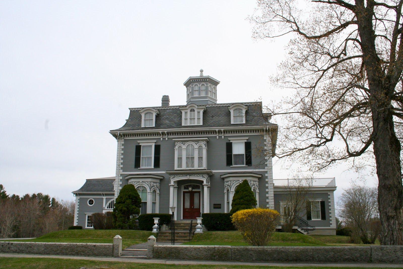 Best Victorian Italianate House Italianate Victorian Front 400 x 300