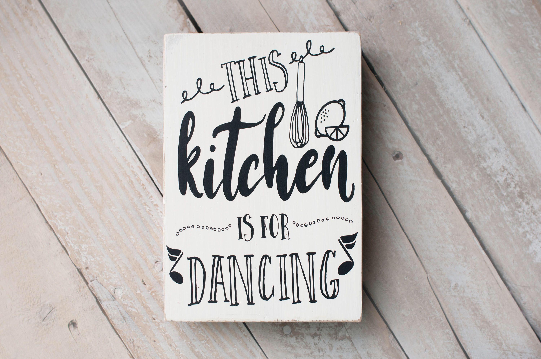 Kitchen Signs Rustic, Rustic Kitchen Decor, Cute Kitchen Decor ...